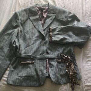 Women's skirt suit set